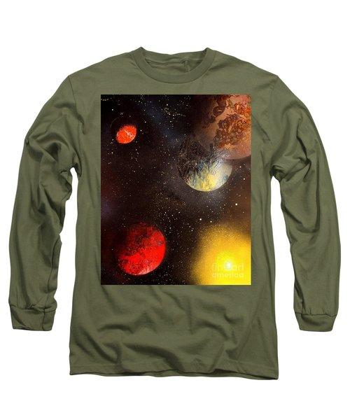 Space Balls Long Sleeve T-Shirt