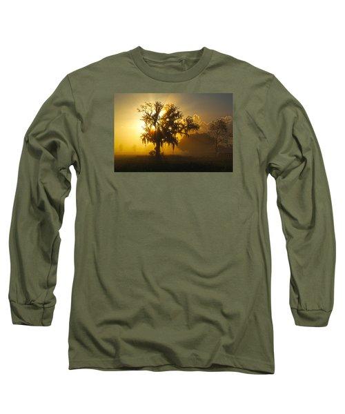 Spanish Morning Long Sleeve T-Shirt by Robert Och