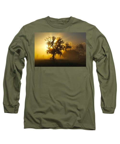 Spanish Morning Long Sleeve T-Shirt