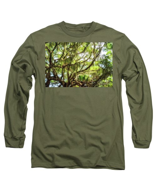Spanish Moss  Long Sleeve T-Shirt