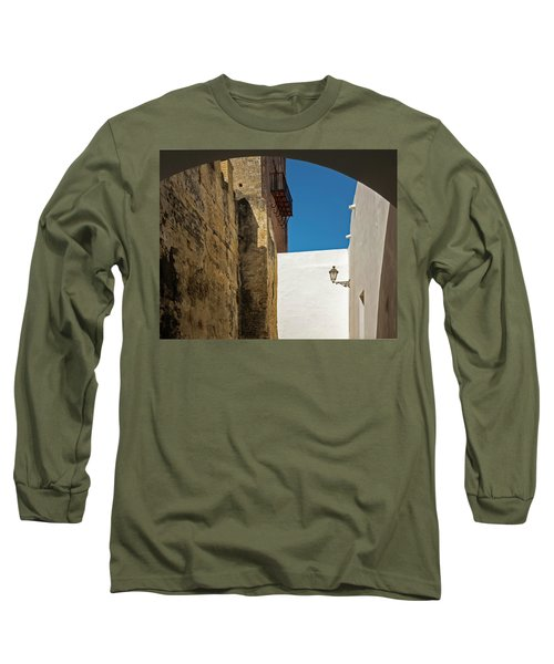 Spanish Street Long Sleeve T-Shirt