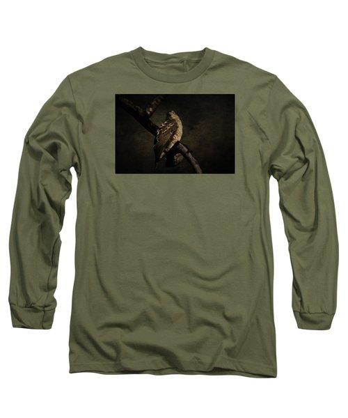 Sparrow Hawk Long Sleeve T-Shirt