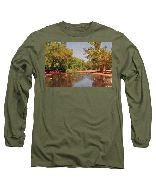 Spavinaw Creek Long Sleeve T-Shirt