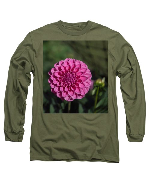 Spellbreaker Rasberry Long Sleeve T-Shirt