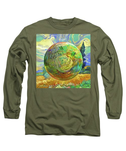 Sphering Of Succulents  Long Sleeve T-Shirt
