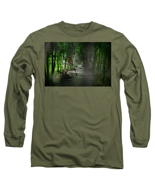 Spider Road Long Sleeve T-Shirt