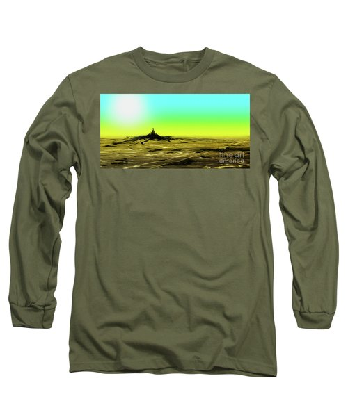 Spilling Long Sleeve T-Shirt