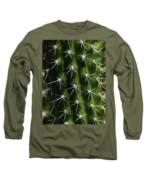 Spine Field Long Sleeve T-Shirt