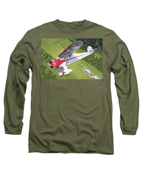 Spirit Of Dynamite Long Sleeve T-Shirt