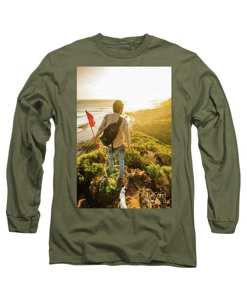 Spirit Of Tasmania Long Sleeve T-Shirt