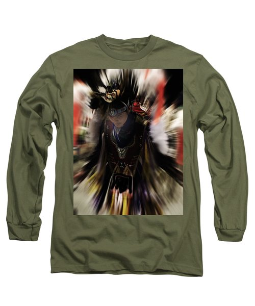 Spirited Dancer Long Sleeve T-Shirt