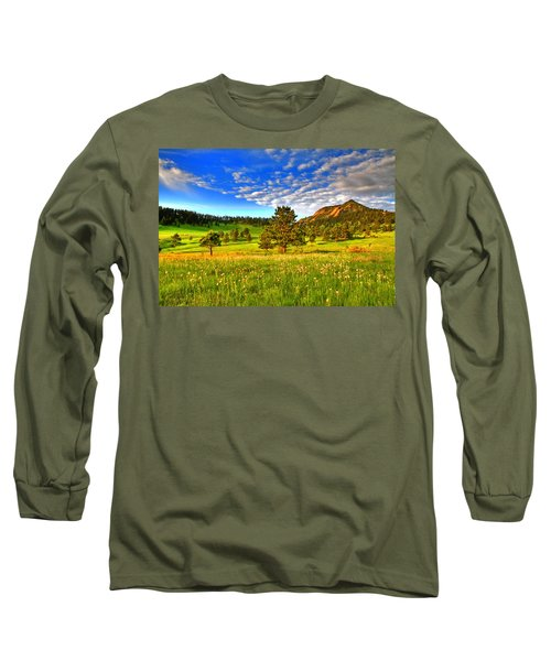 Spiritual Sky Long Sleeve T-Shirt