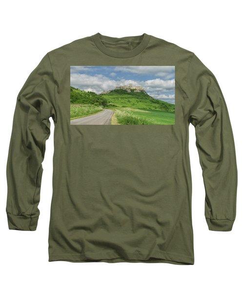 Spish Castle Long Sleeve T-Shirt