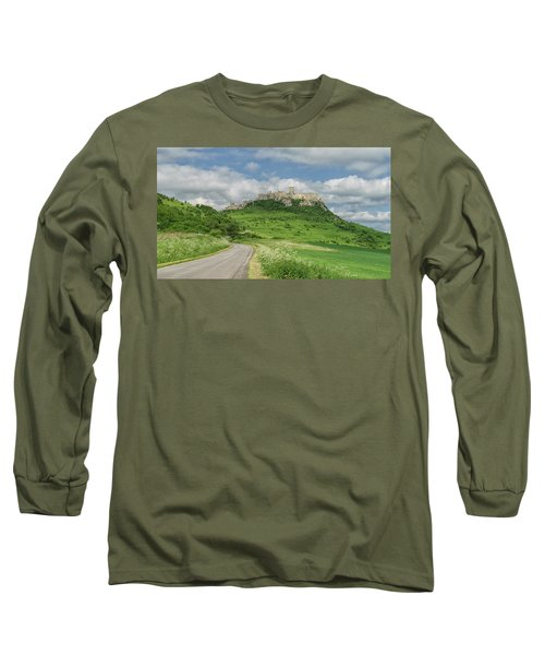 Spish Castle Long Sleeve T-Shirt