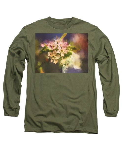 Splash Of Spring Long Sleeve T-Shirt