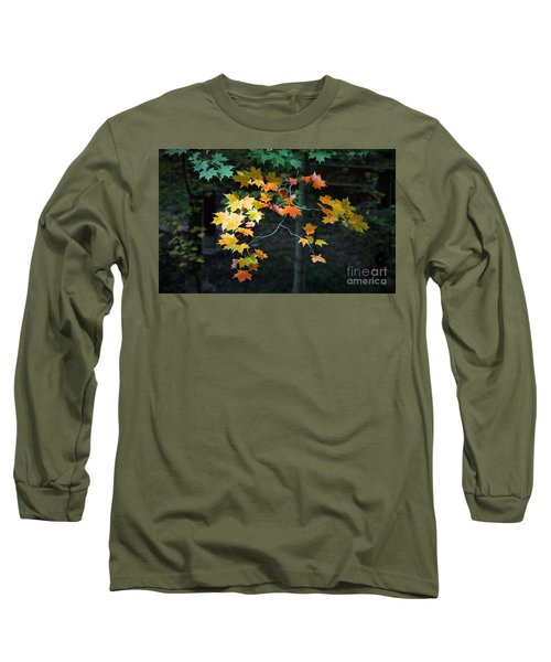 Spotlight On Fall Long Sleeve T-Shirt