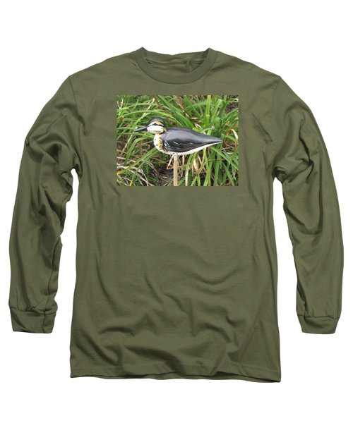 Spotted Sandpiper  Long Sleeve T-Shirt