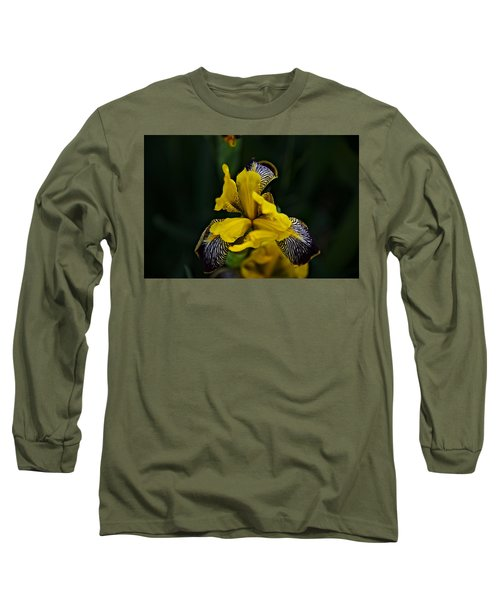 Long Sleeve T-Shirt featuring the photograph Spring 2016 19 by Cendrine Marrouat