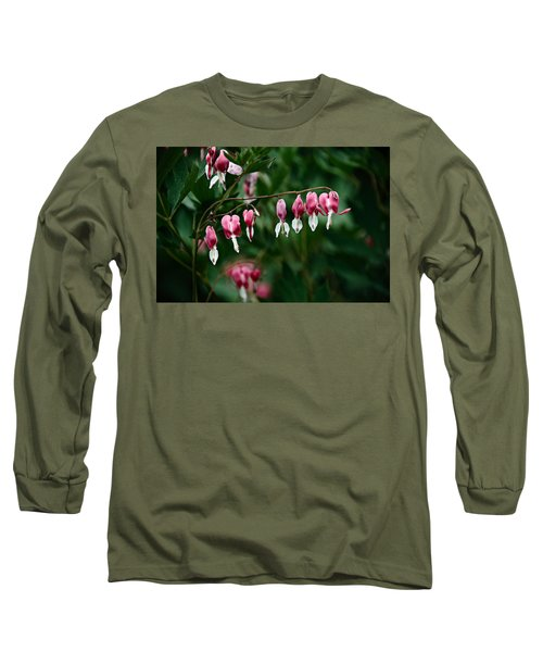 Long Sleeve T-Shirt featuring the photograph Spring 2016 22 by Cendrine Marrouat