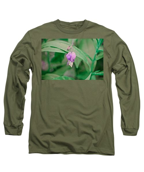 Long Sleeve T-Shirt featuring the photograph Spring 2016 23 by Cendrine Marrouat