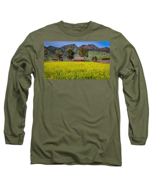 Spring Barn Long Sleeve T-Shirt