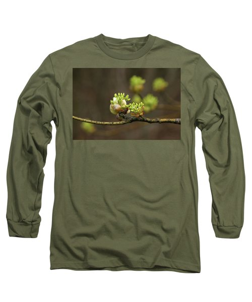 Spring Buds 9365 H_2 Long Sleeve T-Shirt