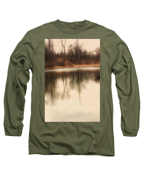 Spring Coming Long Sleeve T-Shirt by Edward Peterson