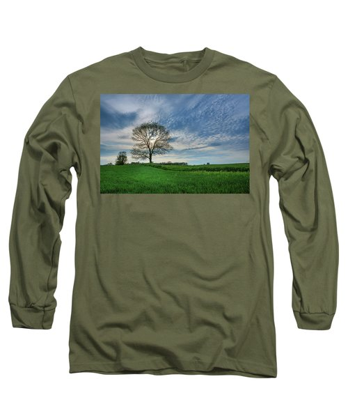 Long Sleeve T-Shirt featuring the photograph Spring Coming On by Bill Pevlor