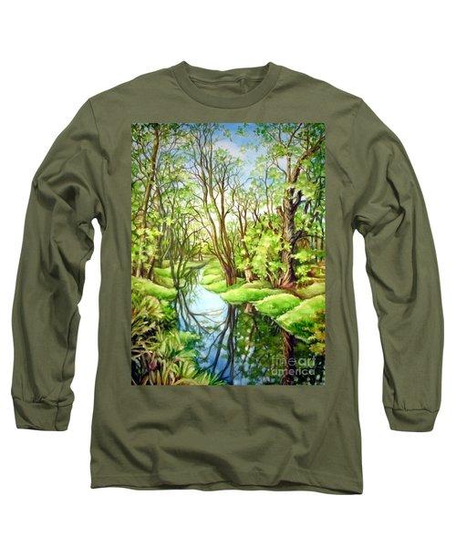 Spring Creek Long Sleeve T-Shirt