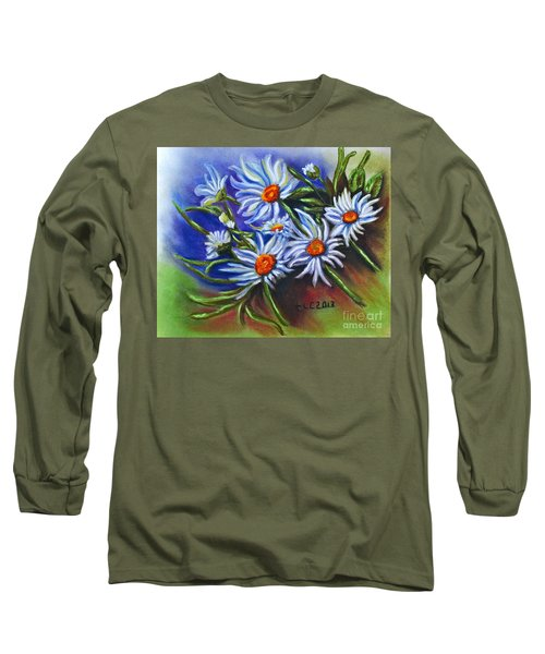 Spring Dasiy  Long Sleeve T-Shirt