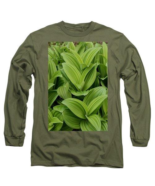 Spring Green Long Sleeve T-Shirt