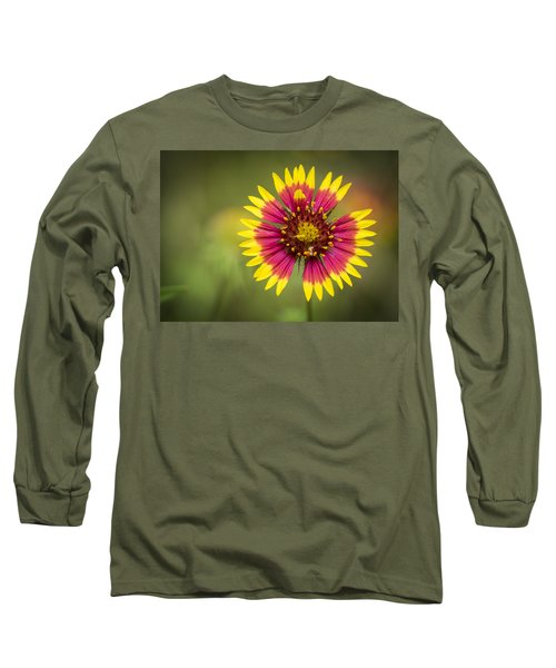 Spring Indian Blanket Long Sleeve T-Shirt