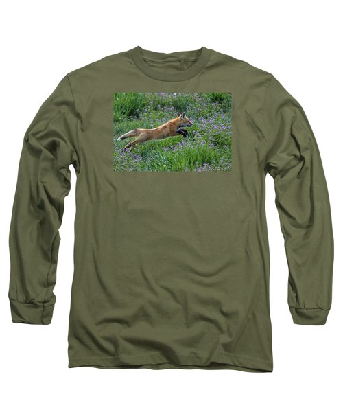 Spring Kit Long Sleeve T-Shirt by Alana Thrower