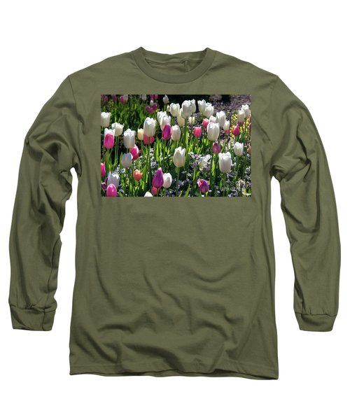 Spring Long Sleeve T-Shirt by Lisa L Silva