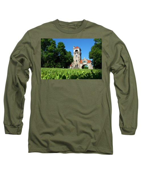 Spring Morning At Testimonial Gateway Long Sleeve T-Shirt