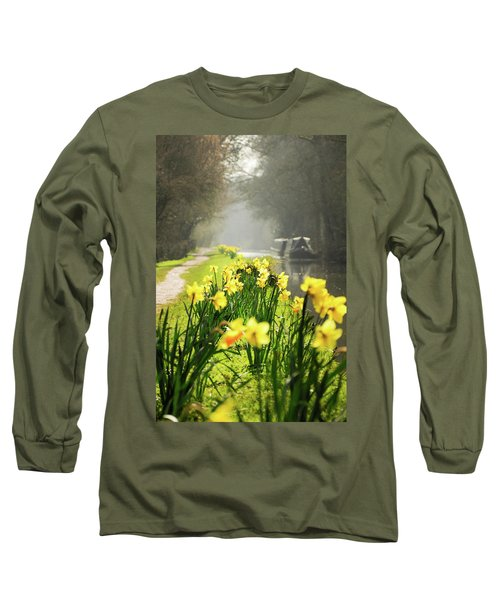Spring Morning Long Sleeve T-Shirt
