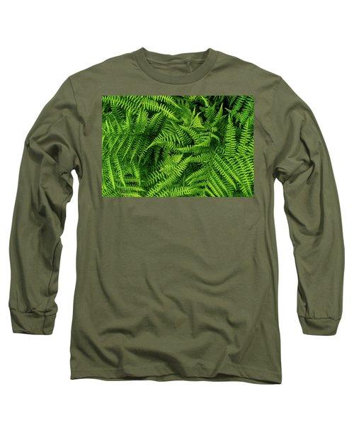 Spring Salad Long Sleeve T-Shirt