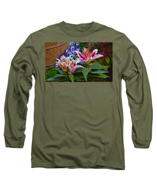 Spring Show 15 Lily Trio Long Sleeve T-Shirt
