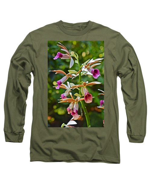 Spring Show 15 Nun's Orchid 1 Long Sleeve T-Shirt