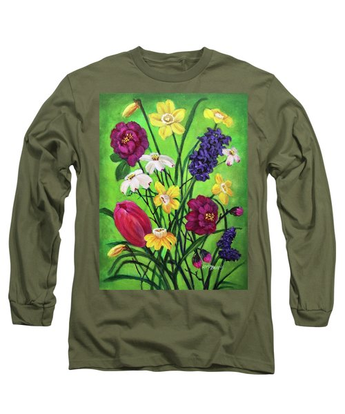 Spring Symphony Long Sleeve T-Shirt