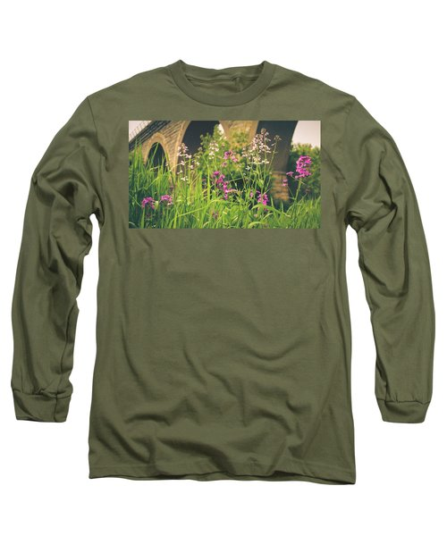 Spring Under The Arches Long Sleeve T-Shirt