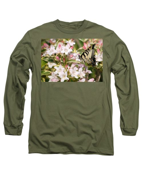 Spring Visit Long Sleeve T-Shirt