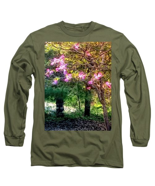 Spring Will Come Long Sleeve T-Shirt by Robin Regan