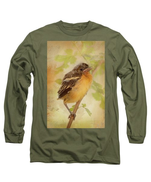 Spring's Sweet Song Long Sleeve T-Shirt