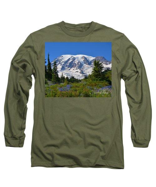 Springtime At Paradise 1 Long Sleeve T-Shirt