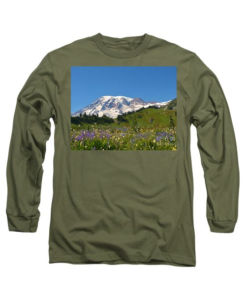 Springtime At Paradise 2 Long Sleeve T-Shirt