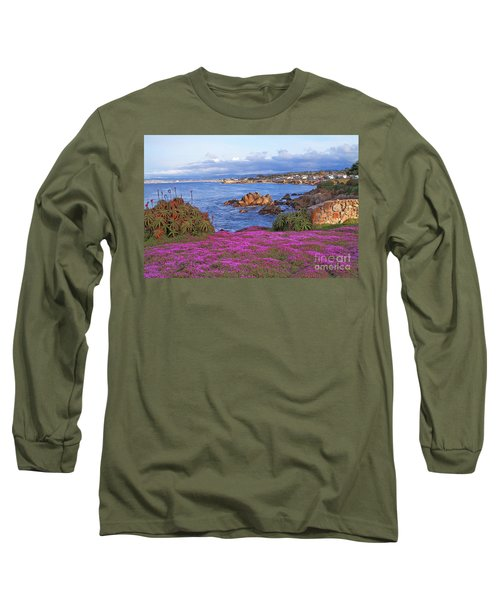 Springtime In Pacific Grove Long Sleeve T-Shirt