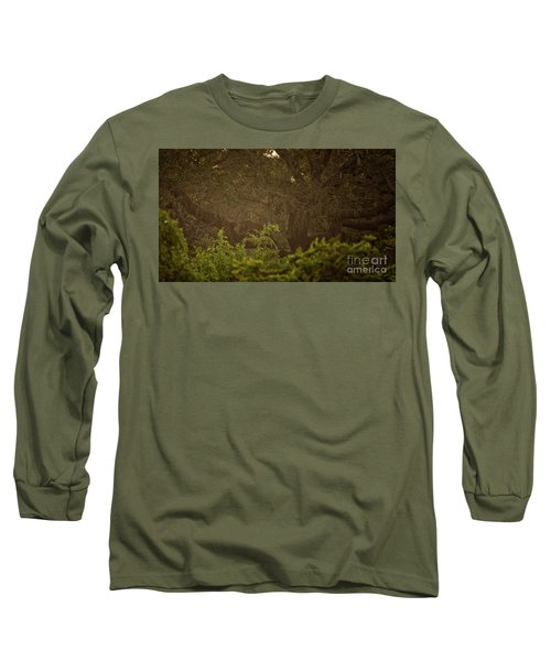 Sri Lankan Leopard  Long Sleeve T-Shirt
