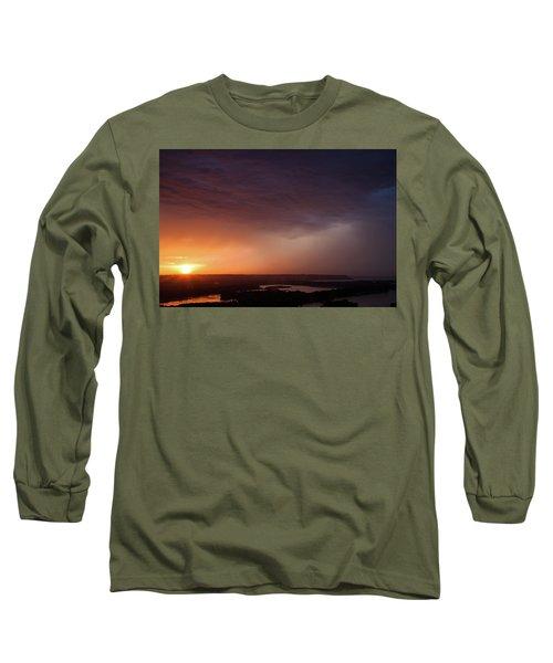 Long Sleeve T-Shirt featuring the photograph Srw-25 by Ellen Lentsch