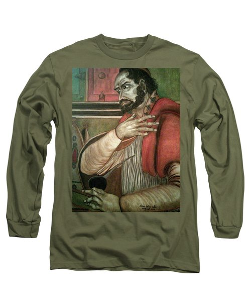 St. Augustine Long Sleeve T-Shirt